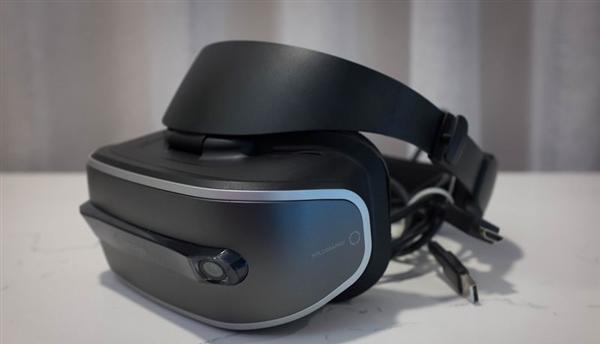 联想联合微软发布基于Windows全息平台的首款VR头戴设备