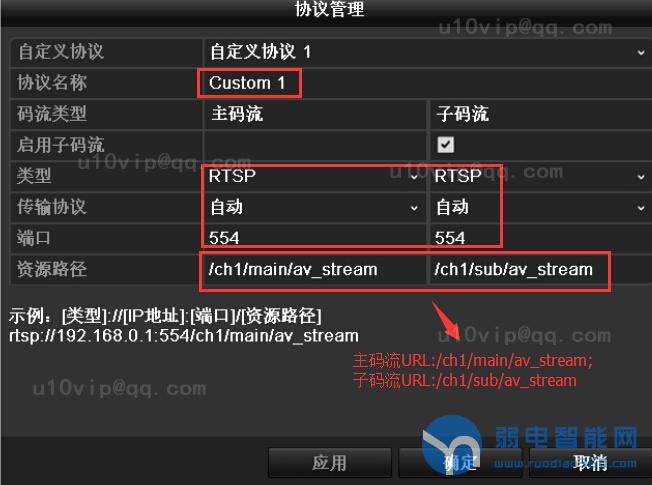 你会用海康硬盘录像机的RTSP协议添加网络监控摄像头吗?