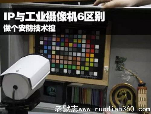 IP摄像机和工业摄像机的差异