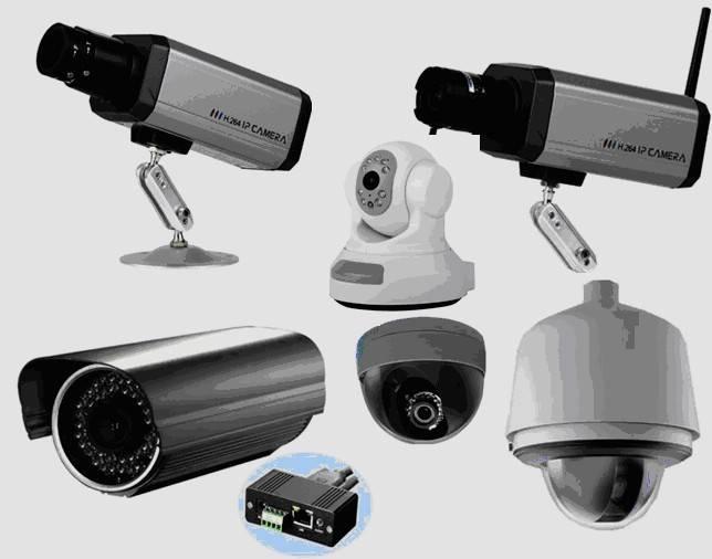 快速了解网络监控摄像机常见配置俗语