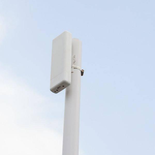 传统模拟摄像机怎么通过无线网桥来传输视频信号