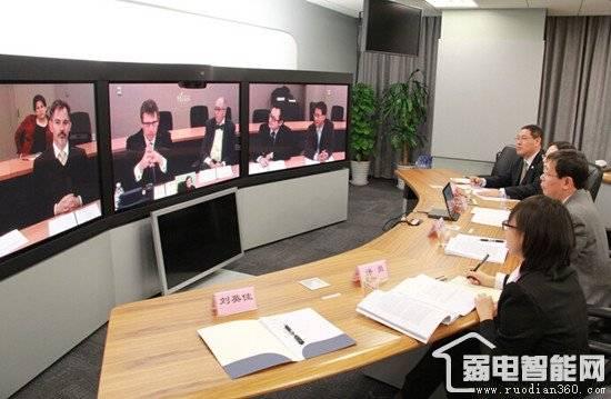 视频会议声音与图像在国际上有什么标准