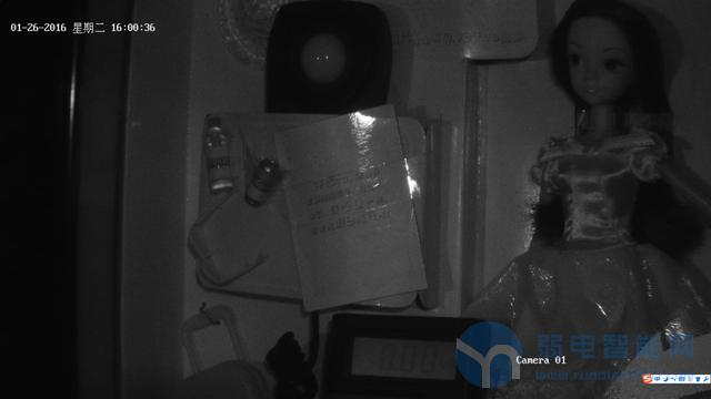 海康威视DS-2CD5085F 800万日夜型枪型网络摄像机评测