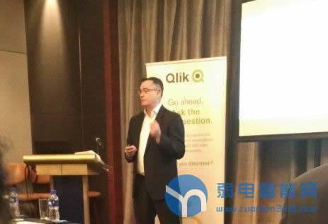 QliK正式发布中国市场战略 洞察大数据价值