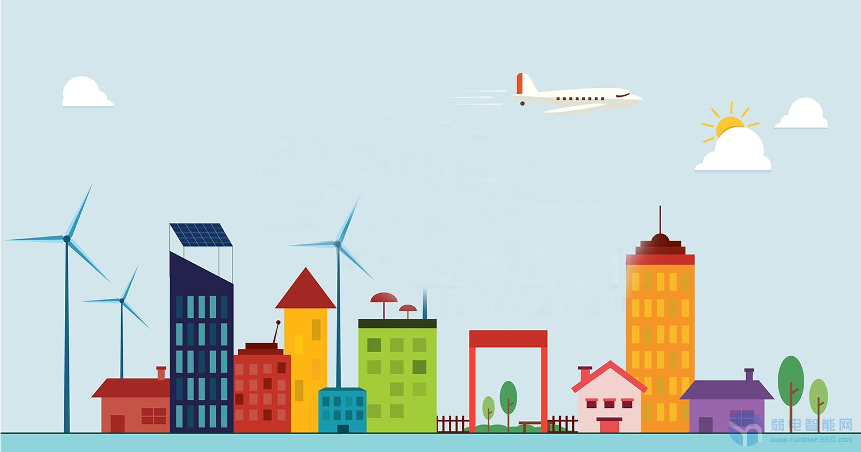互联网+时代下智慧城市发展五大趋势