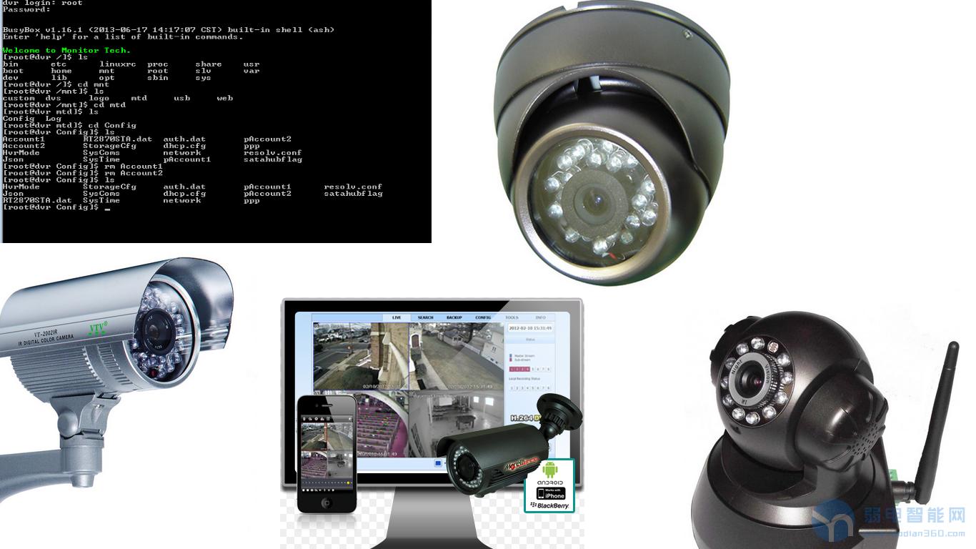 监控录像机DVR与NVR现状对比与市场发展趋势分析