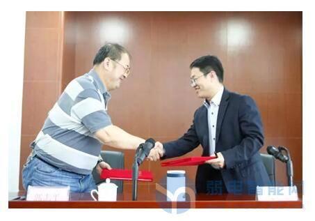 科技强检新高度 大华股份与杭州市检签署检企合作协议