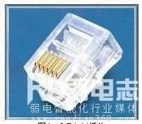 网线水晶头,水晶头接法,网线故障排查