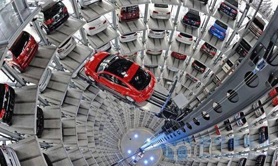 智慧停车产业将迎来大数据与云计算时代