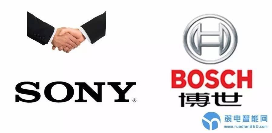 博世与索尼合作,能在安防监控市场掀起多大浪?