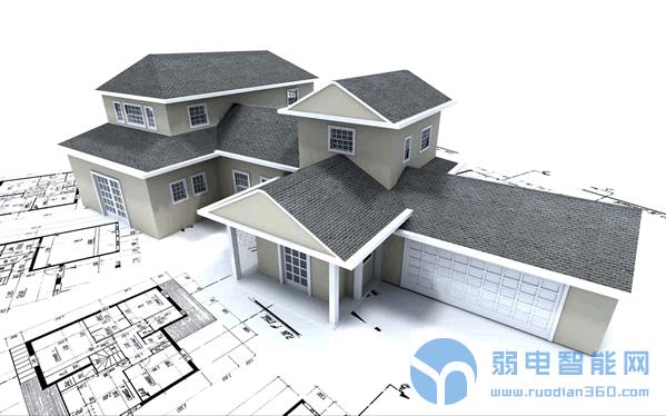 弱电系统图纸设计中用到的标准CAD图例大全