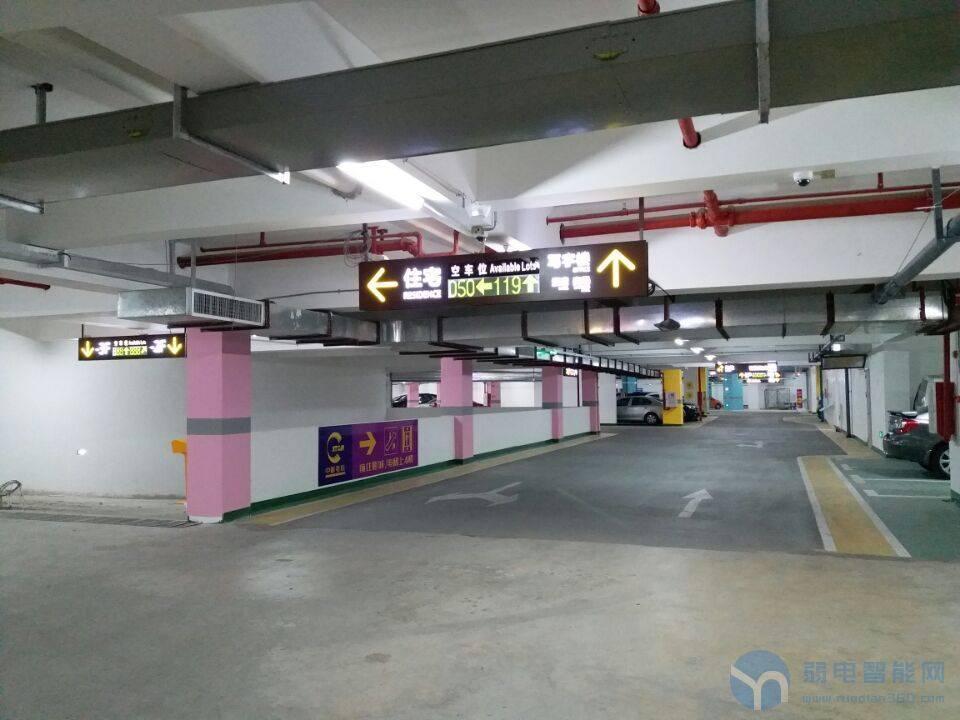 2017停车场系统行业发展趋势