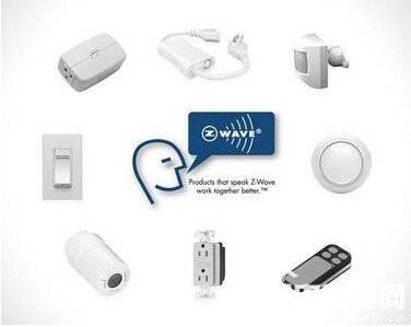 对比几种无线技术在智能家居的应用