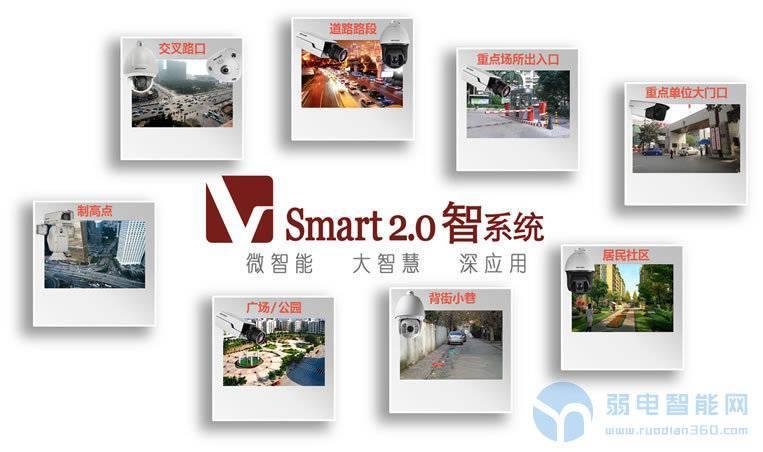 海康威视(hikvision)全城Smart智慧监控解决方案