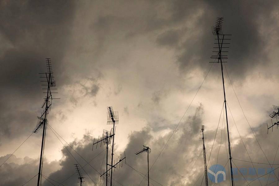 模拟无线图传设备天线