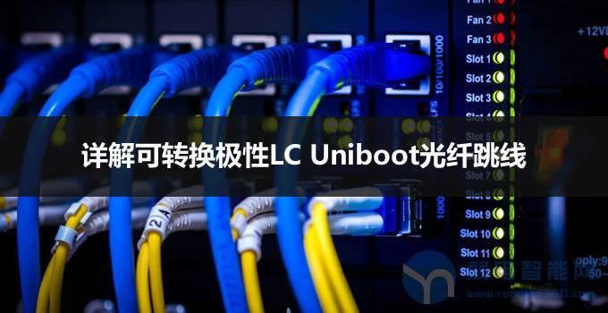 可转换极性LC Uniboot光纤跳线是什么样子的?