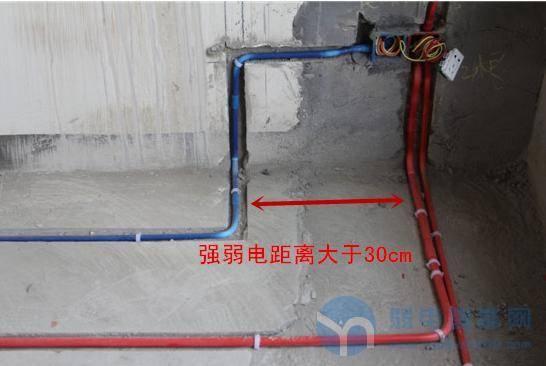 为什么强电与弱电它们要保持至少30公分的距离
