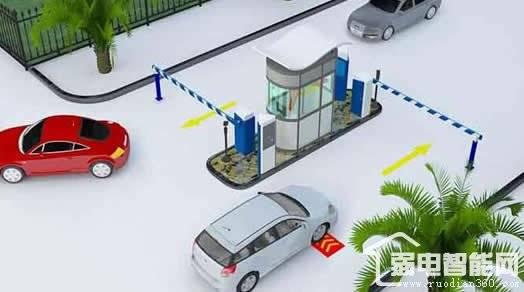 停车场车牌识别系统运行故障及解决方法