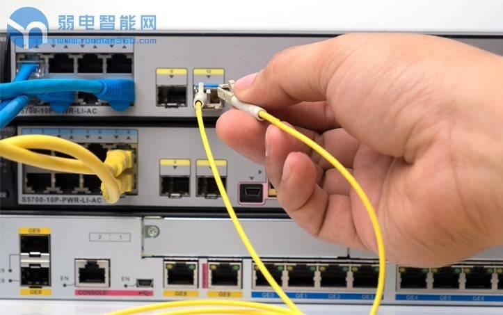 四线对POE供电方式,可以带动更大功率的设备