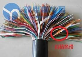 HYA通信电缆图
