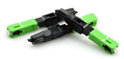 光纤快速连接器/冷接子