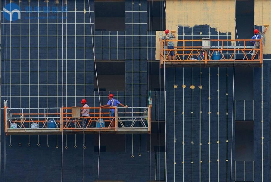 弱电施工中高空作业安全绳有哪些使用注意事项