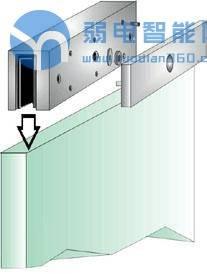 电磁锁的几种安装方法