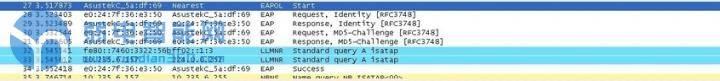 华为5700本机完成802.1X用户认证配置
