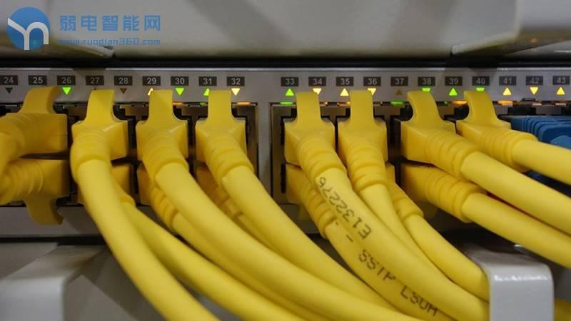你知道网线在项目施工中的十个用法吗?