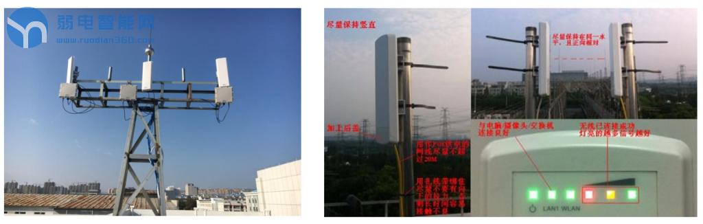 无线网桥安装高度