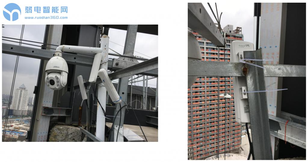 无线网桥安装