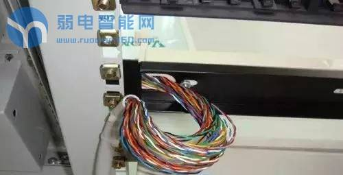 """00对大对数电缆打线顺序?如何用配线架打线?"""""""