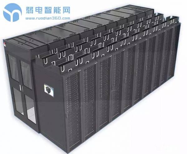 单排模块化数据中心