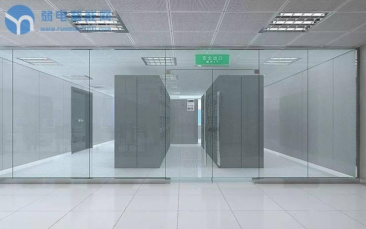 一套实用的弱电数据中心设计方案