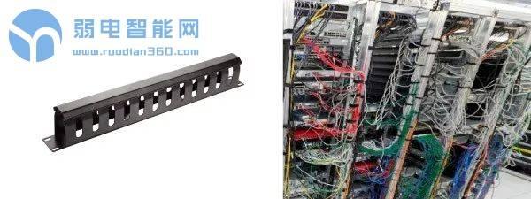 我们的网络机柜线缆到底怎么理?