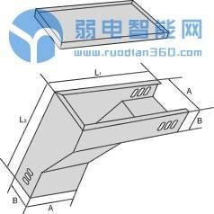 弱电工程综合布线过程中常用桥架弯头配件图及名称