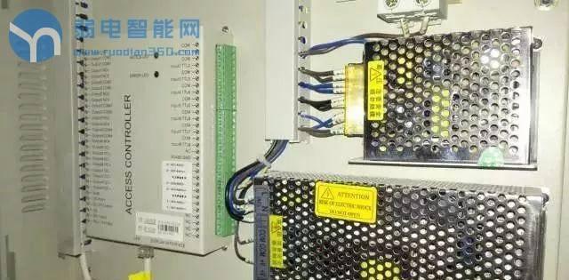 [分享]弱电间(井)机柜及设备安装图片