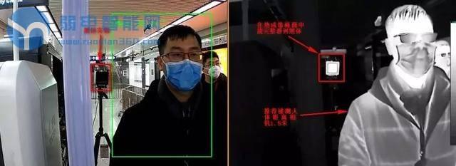 海康威视快速布控通道筛查枪机测温方案