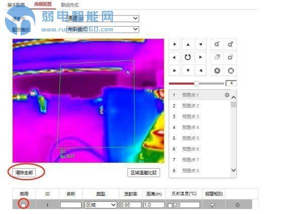 海康威视快速布控通道筛查卡片机测温方案配置