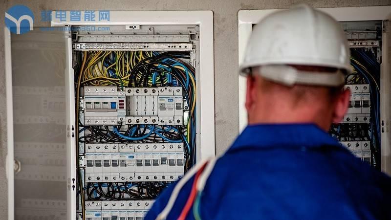 弱电工程施工界面