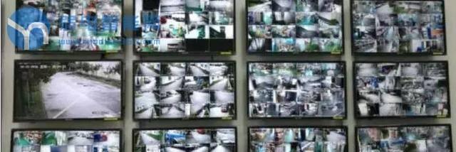 工厂353个监控点位如何一步步上墙?
