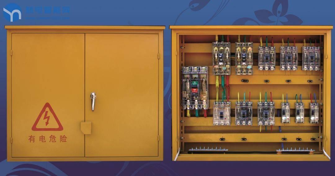 施工现场临时用电配电箱(柜) 标准化配置图集,只此一份!