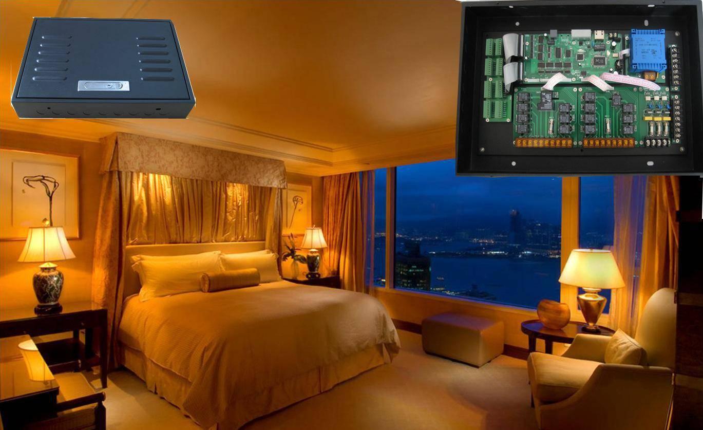 酒店客控系统设计技术要求案例